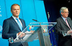 Tusk: Minsk consensus will be taken into account by the EU when revising sentences