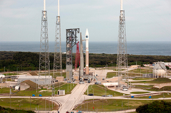 The launch of the carrier rocket Atlas V is suspended