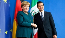 Mexico will update the free trade agreement with the EU