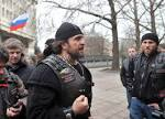 Confirmed the refusal to seize buildings in Crimea, given to the bikers