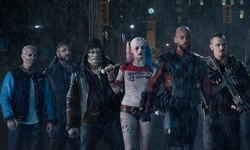 "The supervillains will give you a second chance in the movie ""suicide Squad"""