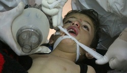 Chemical attack in Syria killed at least 70 people
