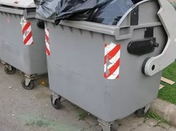 In Novosibirsk the woman placed the baby in the trash