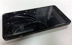 Motorola has offered for smartphone glass, capable of self repairing cracks