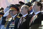 Peskov: Putin on the Victory parade for the first time will announce the minute of silence