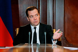 Medvedev questioned the legitimacy of bombing Syria