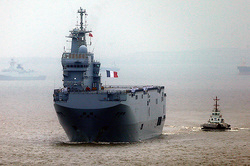 "Moscow and Paris have exhausted the topic of ""Mistral"""