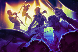 Announced Rock Band 4