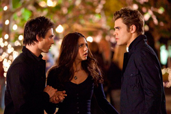 """The vampire diaries"" has lost the main star"
