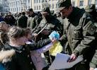 Kiev: on the frontline no volunteers and the national guard
