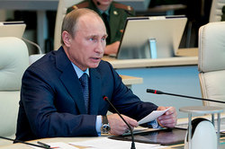 Putin ordered to lead an army in combat readiness