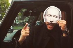 Timothy has dedicated a song to Putin (video)