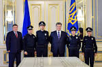 National law enforcement officially came to replace Ukrainian police