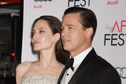 Disappointing jolie married pitt