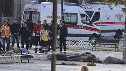 A major terrorist attack happened this morning in Istanbul