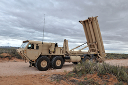 THAAD delivered to South Korea