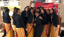 Air India performed the world