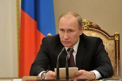 Putin condemned the US strike on the airbase