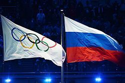 Russia may withdraw from participation in the Olympic games 2018 in Pyeongchang.