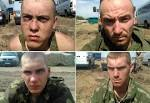 Captured in Crimea Ukrainian paratroopers have everything needed