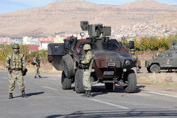 Turkish troops will remain in Iraq
