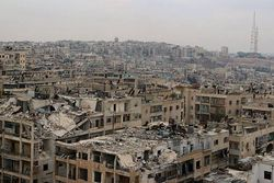 In Syria, the militants struck 18 strikes on residential areas of Aleppo