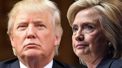 Clinton and trump argued about matters of national security