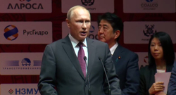 Vladimir Putin once again called for competitions in judo