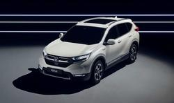 Honda shoots from selling diesel CR-V