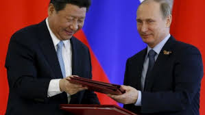 "Russia and China agreed to bring cooperation to a ""new level"""