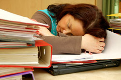 Sleep during working hours helpful for a career