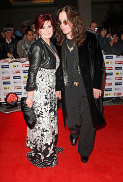 Fear for Husband`s Death, Sharon Osbourne Enjoys Every Moment With Him