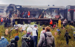 Became known the details of the collision of a passenger train and truck