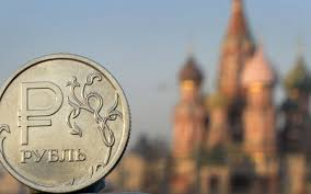 The ruble continued to fall against the background of new US sanctions