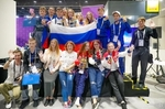 Russian students have collected all the gold medals of the championship JuniorSkills