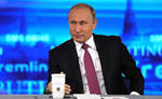Direct line with Vladimir Putin will be held until June 14