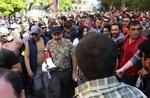In Yerevan, demonstrators demanded to elect the Prime Minister Nikol Pashinian