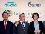 "Putin invited European companies to join the ""Nord stream - 2"""