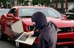 A modern car should be protected with antivirus