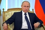 Putin met with President of Kazakhstan
