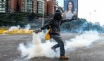 Thousands of Venezuelans began a two-day strike against Maduro