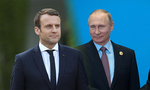 Putin arrived in France to meet with Macron