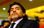 Diego Maradona was admitted to the hospital