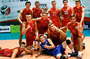 Russian volleyball players become world Champions