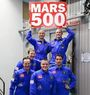 Mars 500 turns one year old (Earth time)